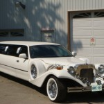 location limousine antique