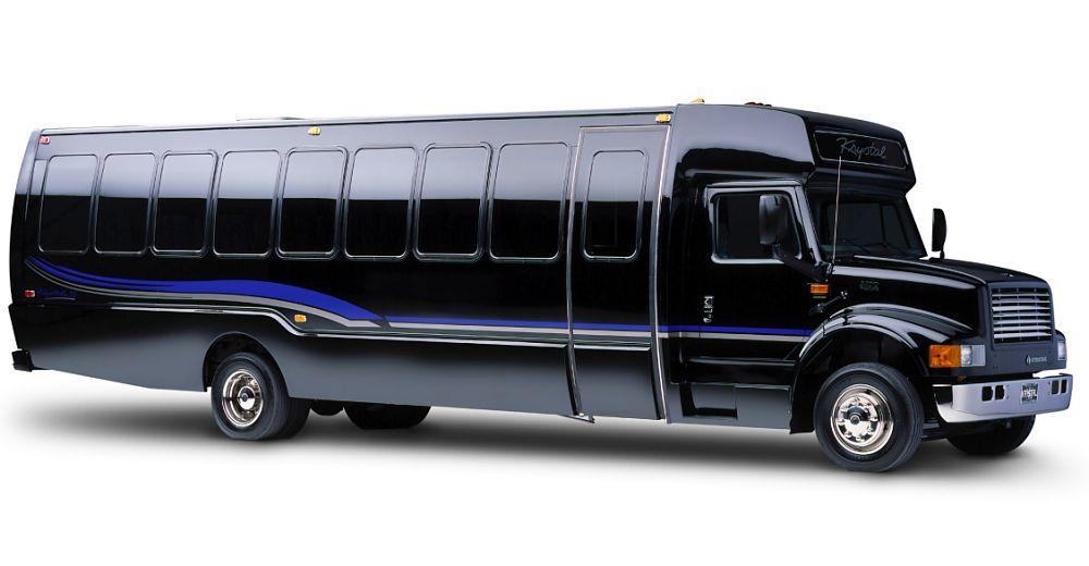 limousine bus limo service. Black Bedroom Furniture Sets. Home Design Ideas