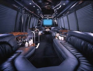 location limo bus