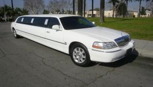 location limousine blanche