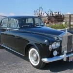 limousine antique classique