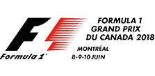Grand Prix de Montréal<br>8 9 et 10 Juin 2018