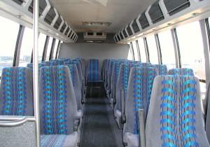location limo bus