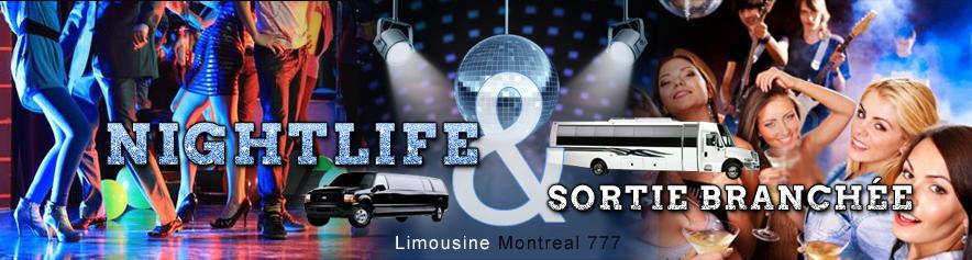 montreal nightlife limousine