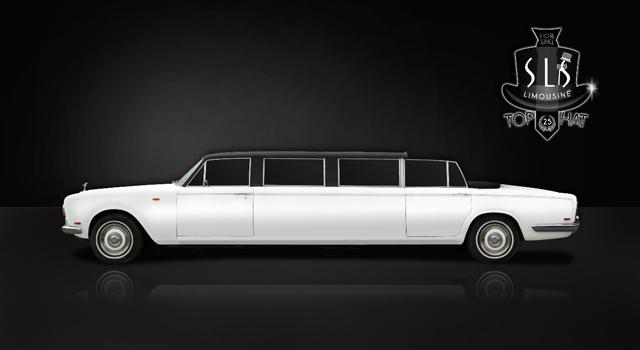 limousine allongée 8 places
