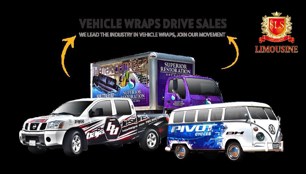 Organisateurs d'événements: Annoncez-vous sur nos véhicules